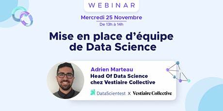 Data live: Episode 5: DataBoss x Vestiaire Collective billets