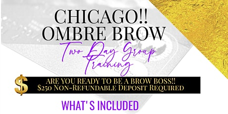 HOLIDAY BROW SOIREE tickets