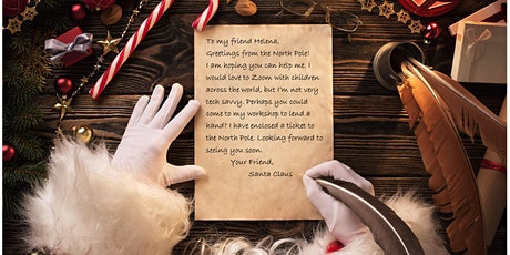 Stories & Games with Santa & Irish Storyteller Helena tickets