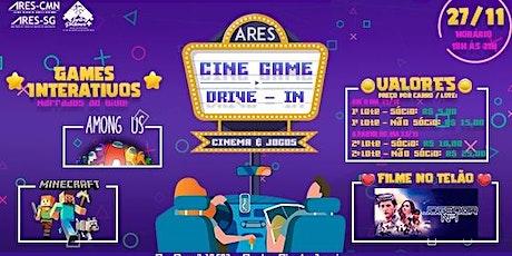 Cine Game Drive-in ingressos