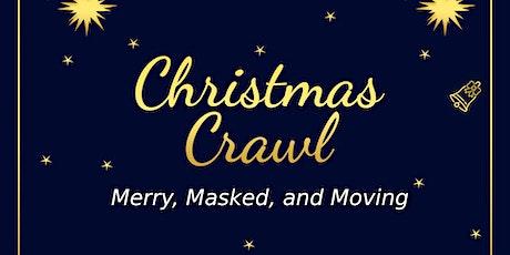 Christmas Crawl tickets