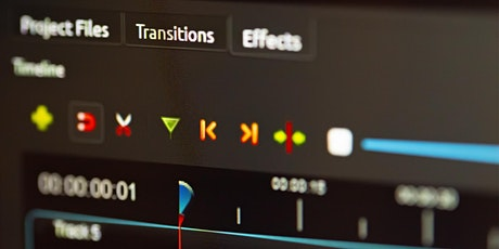 Introduction to video editing tickets