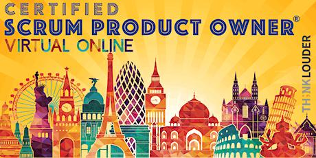 Virtual Live Online CSPO | West Coast | Dec 21-22 tickets