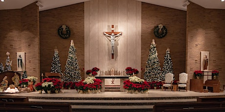 6:00  p.m. Christmas Eve Mass tickets