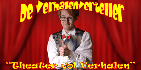 """Theater vol Verhalen"" - De Verhalenverteller tickets"