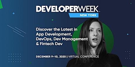 DeveloperWeek New York 2020 tickets