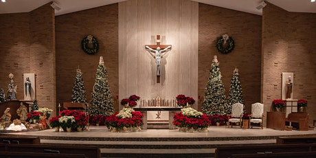 8:00 a.m. Christmas Day Mass tickets