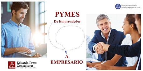 Pyme y Pyme Familiar: De emprendedor a empresario boletos
