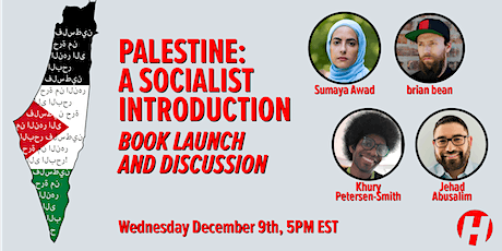 Palestine: A Socialist Introduction tickets
