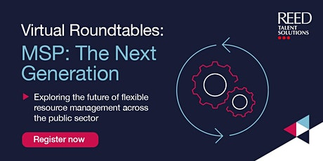 MSP: The Next Generation (Virtual Roundtables) - 8, 9, 10 December tickets