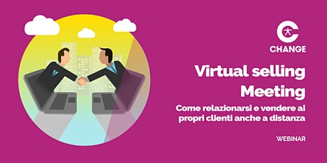 Virtual Selling Meeting biglietti