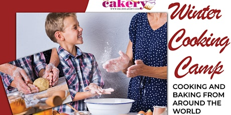 Kids Winter Cooking Camp tickets