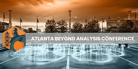 ATL Beyond Analysis 2021 tickets