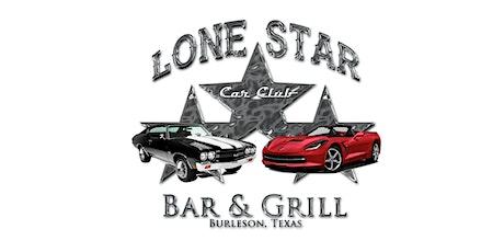 Lone Star Car Club Car Show tickets