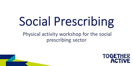 Social Prescribing Workshop - Staffordshire and Stoke-on-Trent tickets