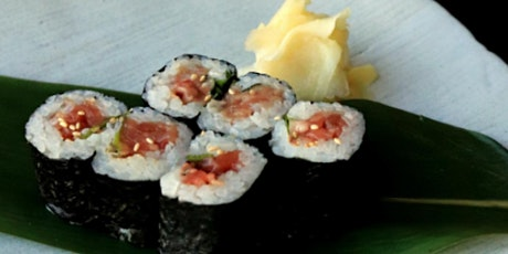 Online Class: Hand-rolled Sushi tickets