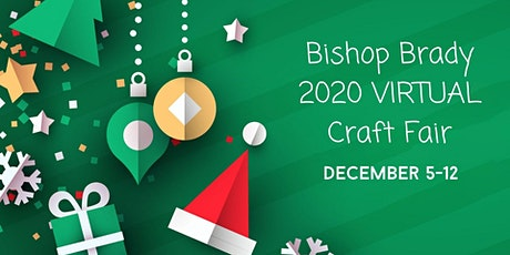 Bishop Brady High School 2020 VIRTUAL Craft Fair tickets