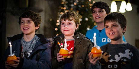 Christmas Christingle Services (3pm, 4pm and 5pm) tickets