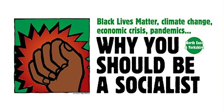 Socialism 101: Why you should be  a socialist tickets