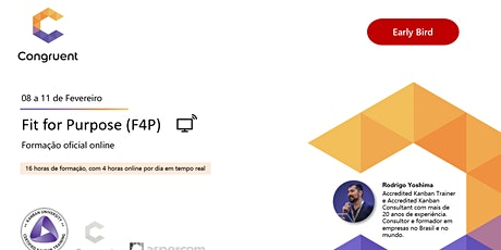 F4P - Fit for Purpose - Fevereiro 2021 ingressos