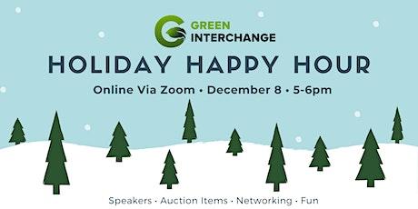 Green Interchange Holiday Happy Hour tickets
