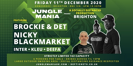 Jungle Mania presents a Socially Distanced Production - Brighton tickets