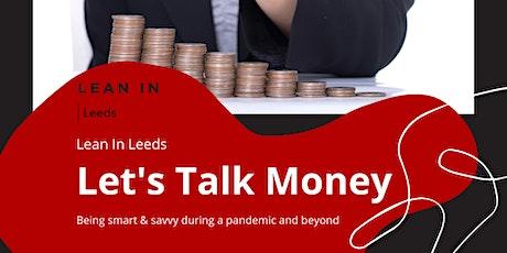 Lean In Leeds - Let's Talk Money tickets