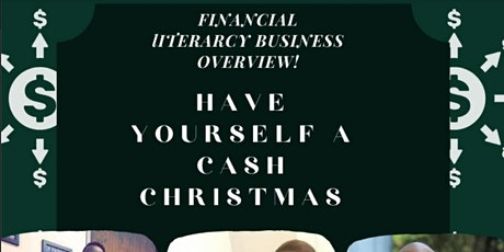 Cash Christmas Business Overview tickets
