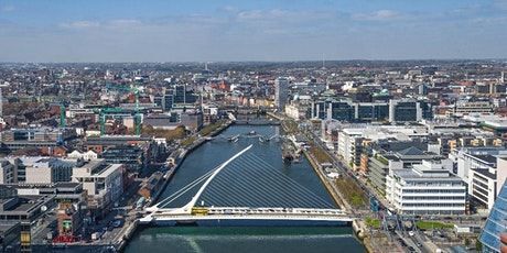 One Hour Walks: River Liffey tickets