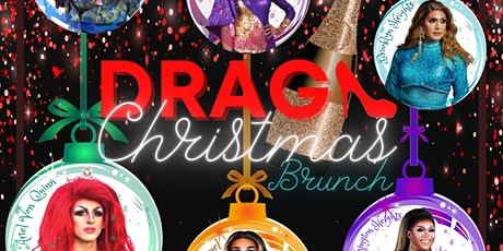 DRAG Queen Christmas Brunch tickets