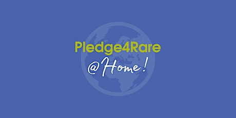 Pledge4Rare @Home tickets