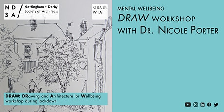 DRAW Workshop with Dr Nicole Porter tickets