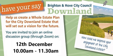City Downland Estate Plan, (whole estate plan) Discussion Group 5 tickets