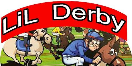 LiL' Derby Race tickets