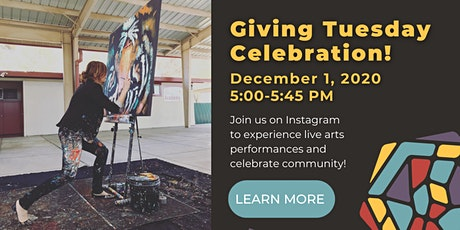 Giving Tuesday Celebration tickets