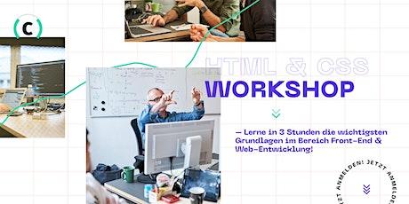 HTML & CSS Workshop –für Anfänger tickets