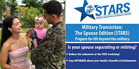 (STARS) Spouse Transition And Readiness Seminar tickets