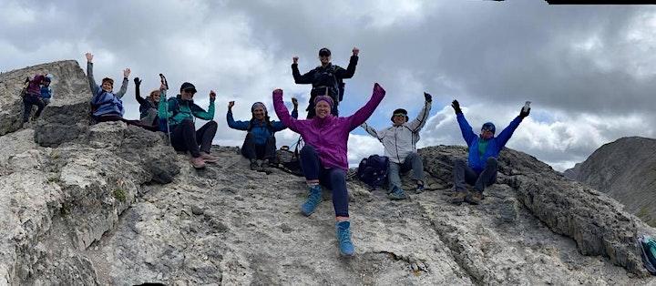 Lucinda's- Triple Crown Challenge (2 days 3 peaks Guided hike) JULY image