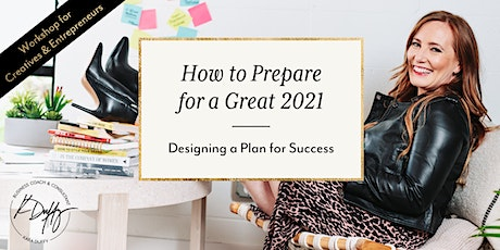Creating Successful 2021 Strategies tickets