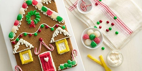Gingerbread Cookie-Decorating Workshop tickets