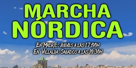 Marcha nórdica tickets