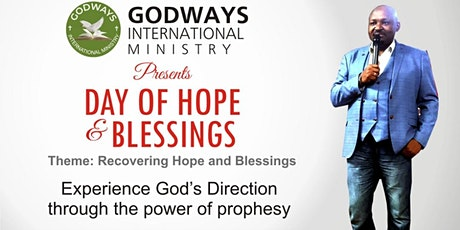 Day of Hope and Blessings - 2021 tickets
