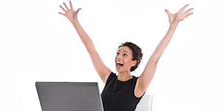 (en VISIO) Entreprendre au féminin - LABO CREA Je crée mon activité ! billets