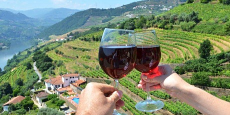 VIRTUAL HAPPY HOUR:  PORTUGAL - MORE THAN JUST PORT! tickets