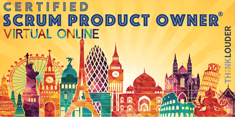 Virtual Live Online CSPO | West Coast | Jan 23-24 tickets