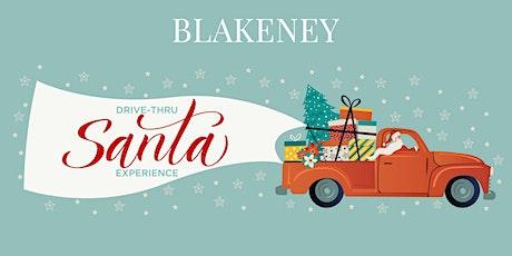 Blakeney Santa Drive Thru Experience tickets