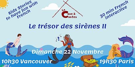 La Case à Contes - S'amuser avec le Français via un conte - En ligne tickets