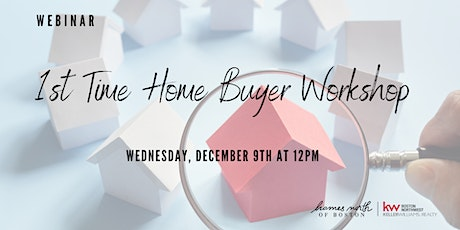 1st Time Home Buyer Workshop tickets