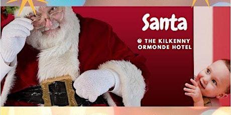Santa at the Kilkenny Ormonde Hotel