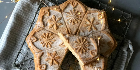 Spiced Shortbread and Christmas Blondies Dec12th tickets